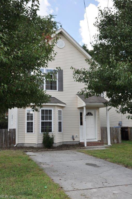 201 Gale Ave, Chesapeake, VA 23323 (#10220689) :: Abbitt Realty Co.