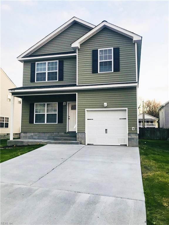 1813 Oliver Ave, Chesapeake, VA 23324 (#10220725) :: Abbitt Realty Co.