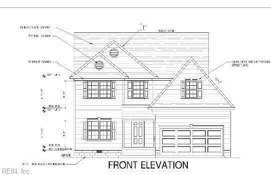 5 Glen Forest Dr, Hampton, VA 23669 (#10221064) :: Abbitt Realty Co.