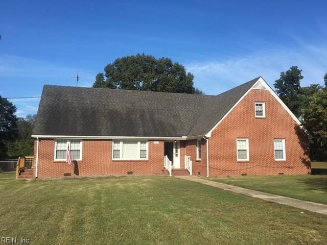 20215 Ruritan Dr, Isle of Wight County, VA 23898 (#10221334) :: Austin James Real Estate
