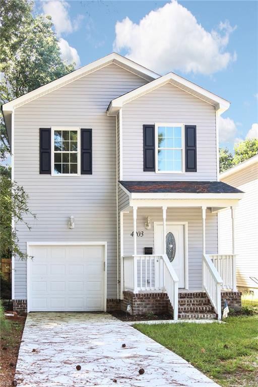 4203 Dartmouth St, Portsmouth, VA 23707 (MLS #10221594) :: AtCoastal Realty