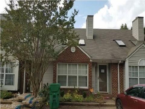 419 Woodview Ln, Hampton, VA 23666 (MLS #10221716) :: AtCoastal Realty
