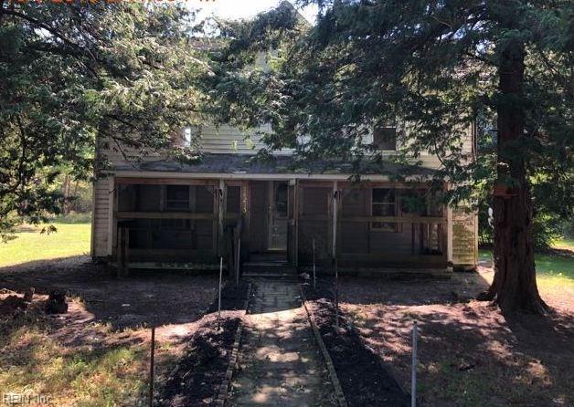 16215 Saint Thomas Rd, Accomack County, VA 23308 (#10221793) :: Abbitt Realty Co.