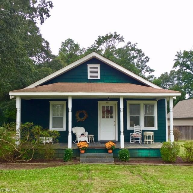 852 S Battlefield Blvd, Chesapeake, VA 23320 (#10221826) :: Berkshire Hathaway HomeServices Towne Realty