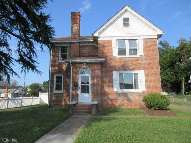 334 Pear Ave, Hampton, VA 23661 (#10221862) :: Reeds Real Estate