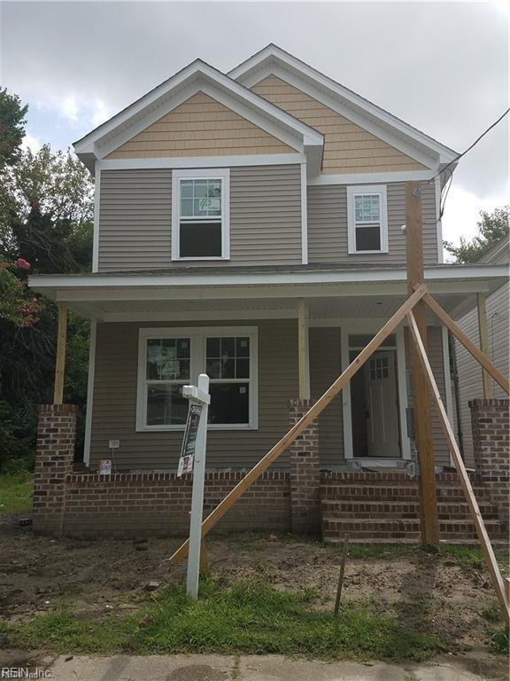 1218 Midland St, Norfolk, VA 23523 (#10222051) :: Abbitt Realty Co.