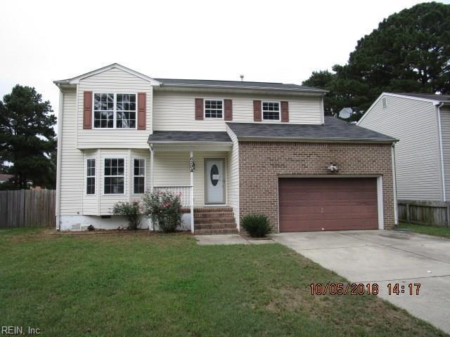 629 A Shields Rd, Newport News, VA 23608 (#10222094) :: Abbitt Realty Co.