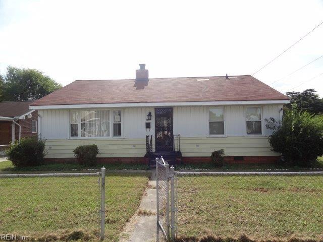 1017 Easterly Ave, Hampton, VA 23669 (#10222700) :: The Kris Weaver Real Estate Team