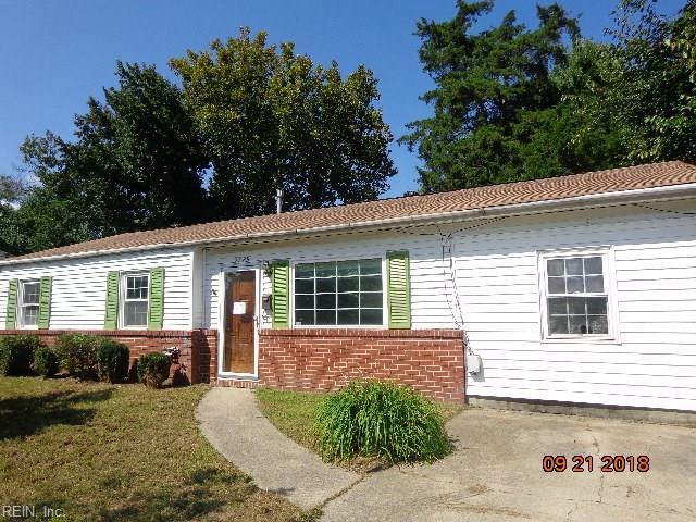 3528 Hilber St, Virginia Beach, VA 23452 (#10222756) :: Reeds Real Estate