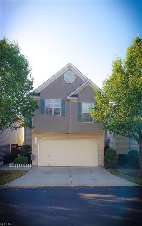 1612 Wynd Crest Way #102, Virginia Beach, VA 23456 (#10223001) :: Coastal Virginia Real Estate