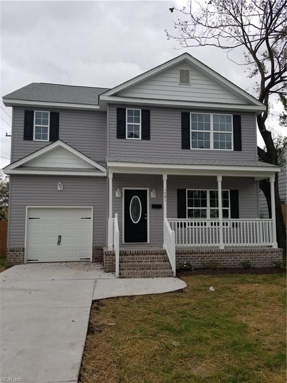 1701 Maple Ave, Portsmouth, VA 23704 (#10223131) :: Atkinson Realty
