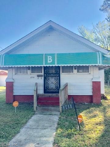 1711 Lansing Ave, Portsmouth, VA 23704 (#10223218) :: Atkinson Realty
