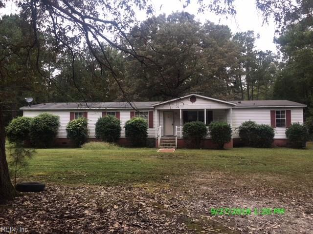 28301 Round Hill Rd, Southampton County, VA 23878 (#10223354) :: Abbitt Realty Co.