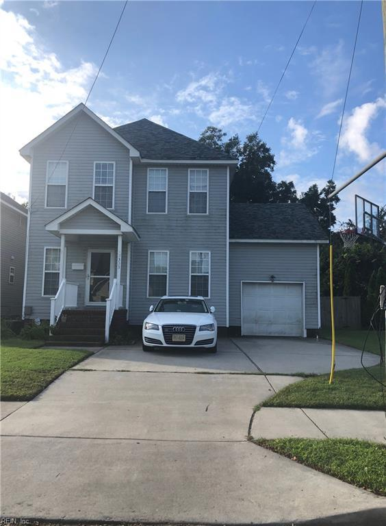 1333 W 25th St, Norfolk, VA 23508 (MLS #10223455) :: Chantel Ray Real Estate