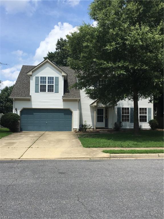 2 Draper Cir, Hampton, VA 23666 (#10223484) :: Berkshire Hathaway HomeServices Towne Realty