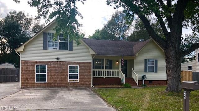 840 Kemp Meadow Dr, Chesapeake, VA 23320 (#10223633) :: Berkshire Hathaway HomeServices Towne Realty