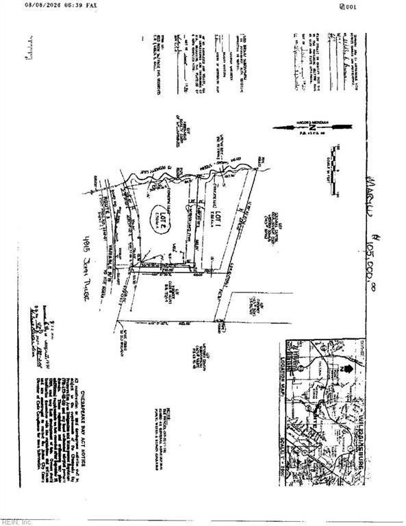 4815 John Tyler Hwy, James City County, VA 23185 (#10224035) :: Chad Ingram Edge Realty