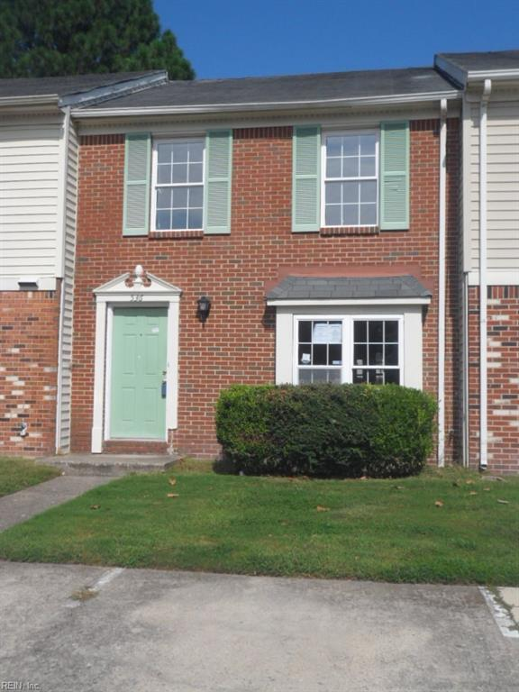 536 Hollomon Dr, Hampton, VA 23666 (#10224203) :: RE/MAX Central Realty