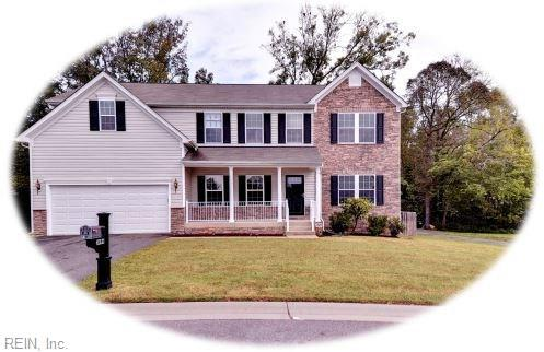 3496 Frederick Dr, James City County, VA 23168 (#10224368) :: Abbitt Realty Co.