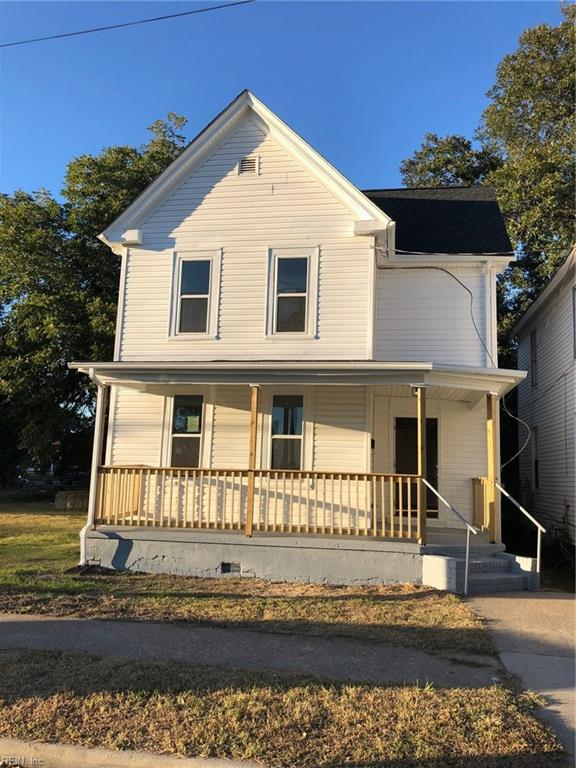 2018 Queen St, Portsmouth, VA 23704 (#10224398) :: Berkshire Hathaway HomeServices Towne Realty