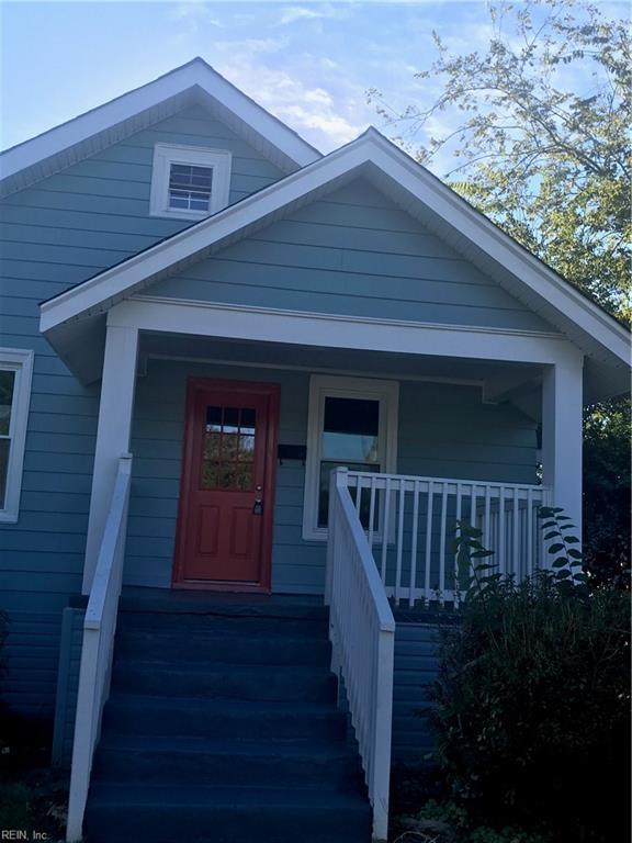 231 Powhatan Pw, Hampton, VA 23661 (#10224457) :: Berkshire Hathaway HomeServices Towne Realty