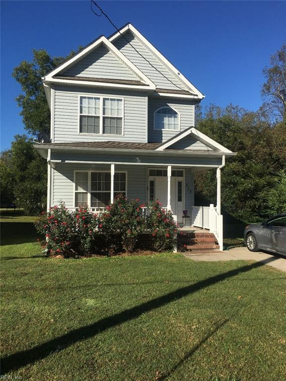 313 N Lloyd Smt, Suffolk, VA 23434 (MLS #10224508) :: Chantel Ray Real Estate
