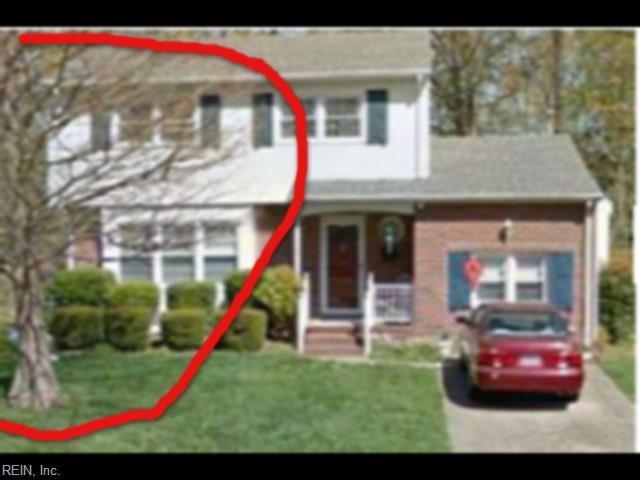 1417 Dorene Ct, Hampton, VA 23663 (#10224513) :: Green Tree Realty Hampton Roads