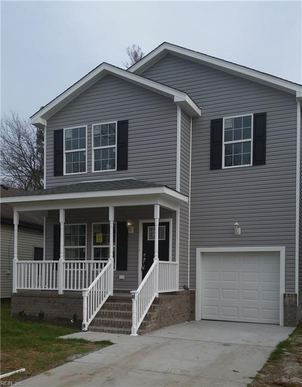 2221 Queen St, Portsmouth, VA 23704 (#10225147) :: Coastal Virginia Real Estate
