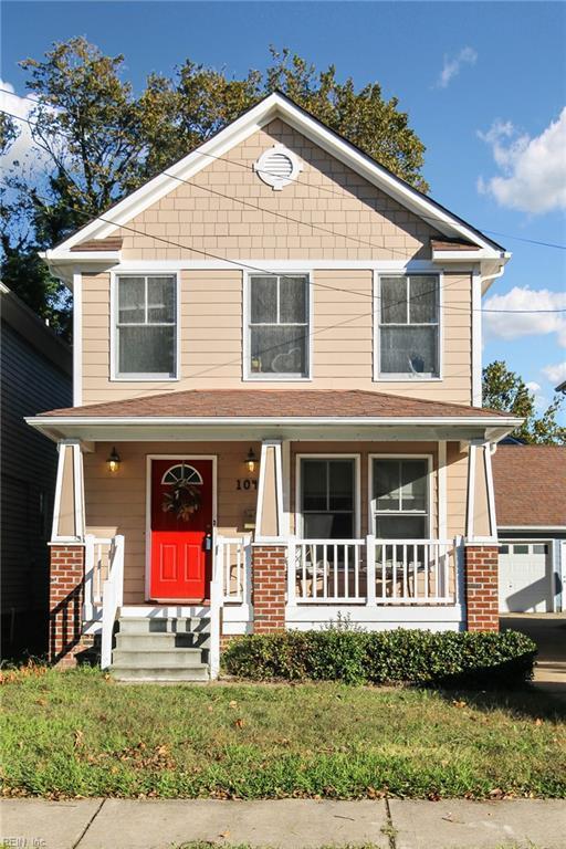 1040 Ann St, Portsmouth, VA 23704 (#10225588) :: Abbitt Realty Co.