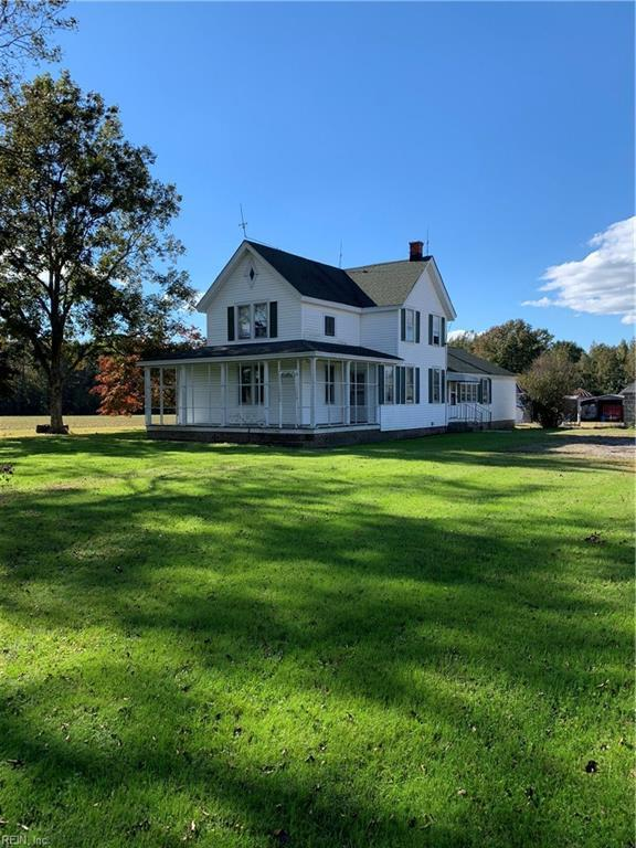 8417 Rolfe Hwy, Surry County, VA 23839 (#10225909) :: Austin James Real Estate