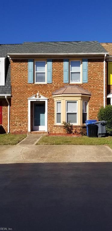 804 Sommerville Cres, Chesapeake, VA 23320 (#10226113) :: Momentum Real Estate