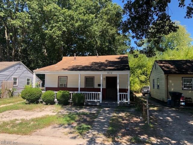 430 Marion Road, Hampton, VA 23663 (#10226275) :: Abbitt Realty Co.