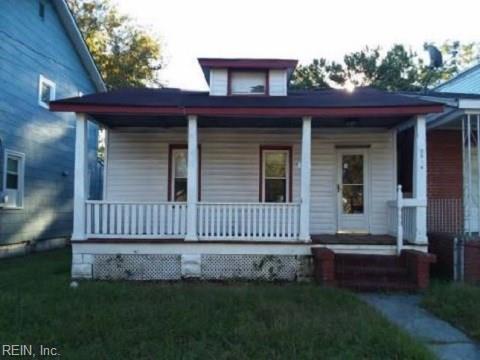 3214 Lens Ave, Norfolk, VA 23509 (#10226428) :: Atkinson Realty