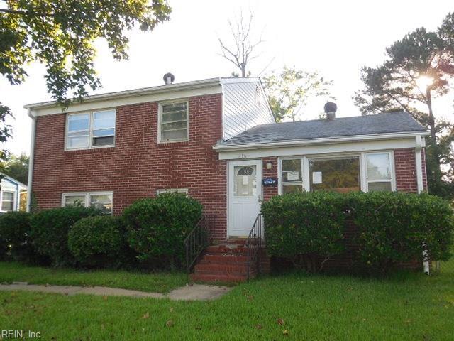 716 S Fallon Ct, Hampton, VA 23661 (#10226591) :: Abbitt Realty Co.