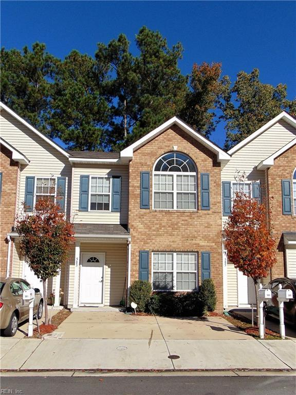 583 Old Colonial Way, Newport News, VA 23608 (#10226734) :: Abbitt Realty Co.
