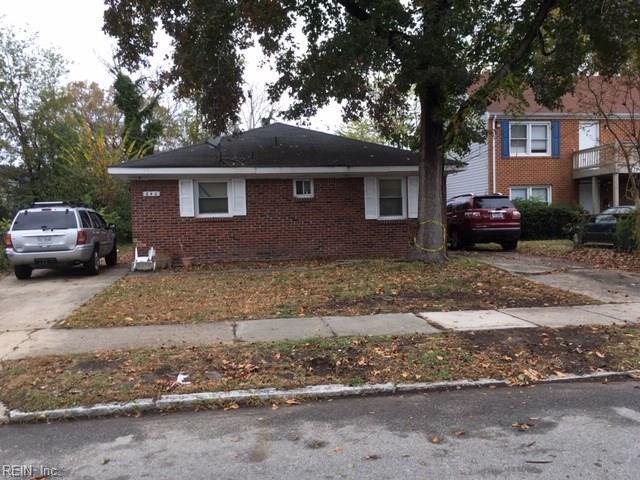 840 43rd St, Norfolk, VA 23508 (#10226848) :: Atkinson Realty
