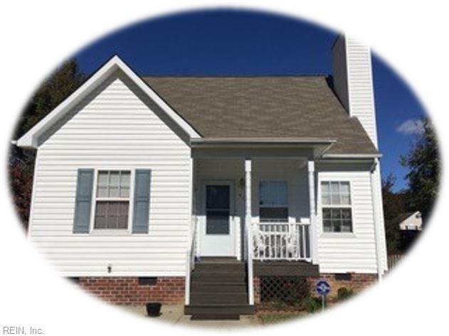 105 Watson Dr, Williamsburg, VA 23188 (#10226894) :: Abbitt Realty Co.