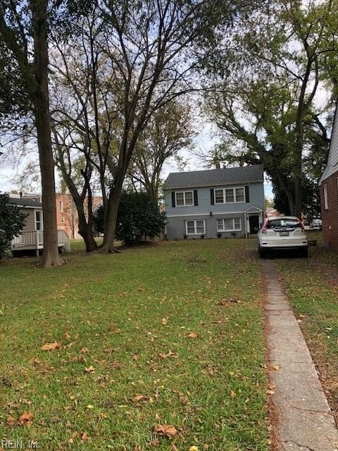 415 Mt Vernon Ave, Portsmouth, VA 23707 (#10226950) :: Abbitt Realty Co.