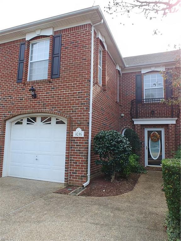1036 Haygood Estate Ln, Virginia Beach, VA 23455 (#10227345) :: Abbitt Realty Co.