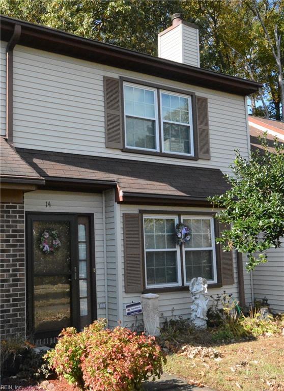 14 Covenant Ct, Hampton, VA 23666 (#10227416) :: Abbitt Realty Co.