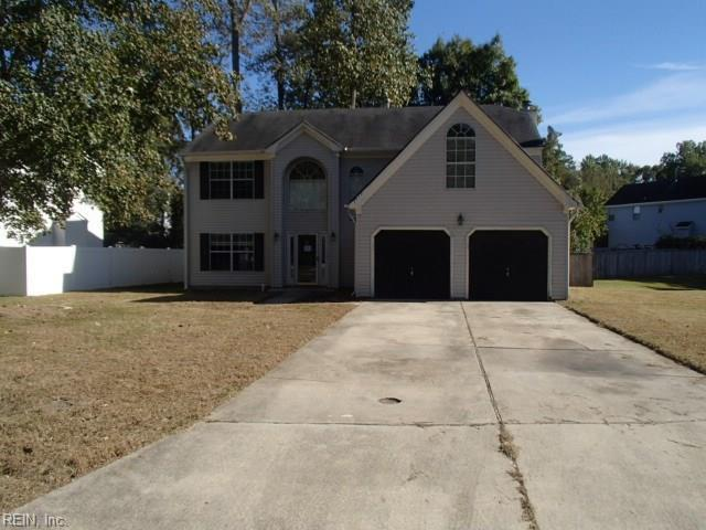3719 Finish Line Arch, Suffolk, VA 23435 (#10227652) :: Momentum Real Estate