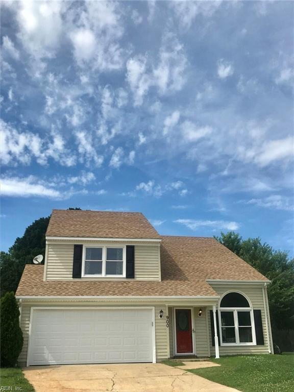 900 Carothers Arch, Virginia Beach, VA 23464 (#10227787) :: Momentum Real Estate
