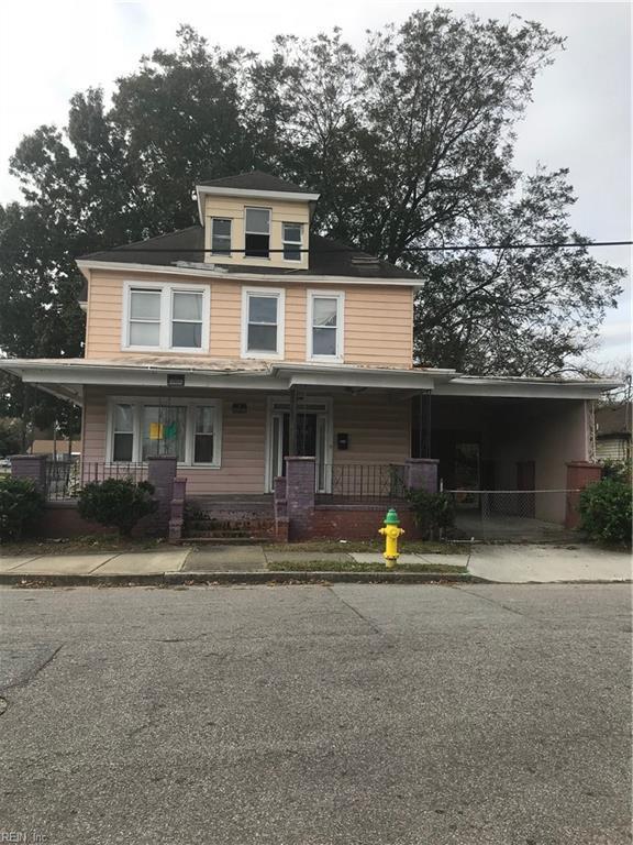 615 Walker Ave, Norfolk, VA 23523 (#10227875) :: Momentum Real Estate