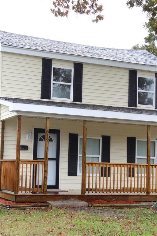 619 Railroad Ave, Suffolk, VA 23434 (MLS #10227886) :: Chantel Ray Real Estate