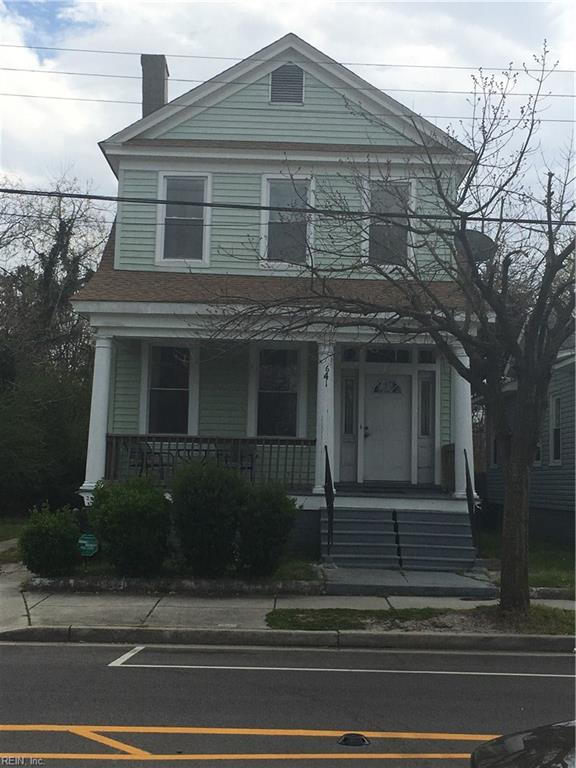 641 W 35th St, Norfolk, VA 23508 (#10227896) :: Abbitt Realty Co.