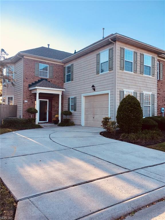 2169 Catworth Dr, Virginia Beach, VA 23456 (#10228067) :: Coastal Virginia Real Estate
