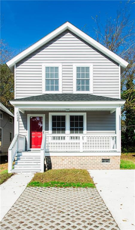 2508 Portsmouth Blvd, Portsmouth, VA 23704 (#10228541) :: Coastal Virginia Real Estate