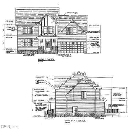411 Watson Dr, Isle of Wight County, VA 23430 (#10228657) :: Abbitt Realty Co.