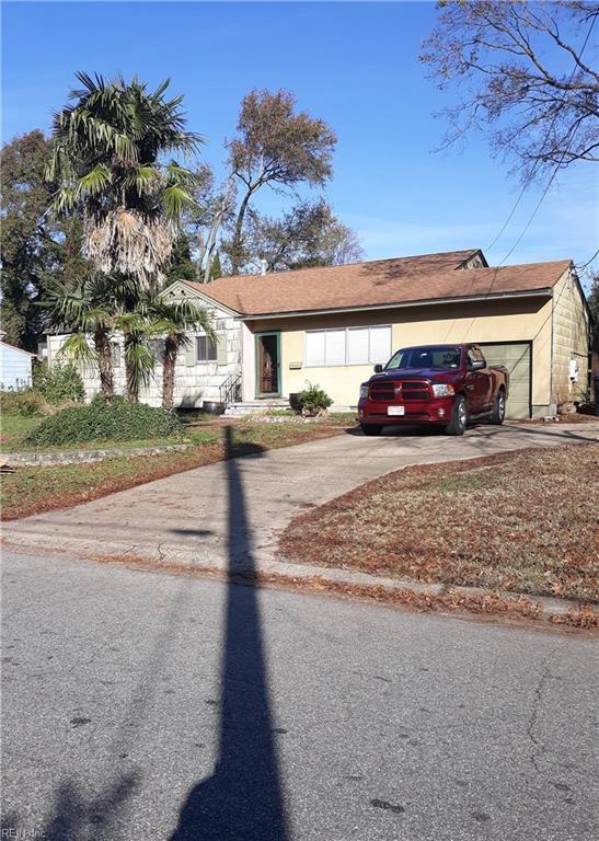 916 Trestman Ave, Virginia Beach, VA 23464 (#10228723) :: Coastal Virginia Real Estate