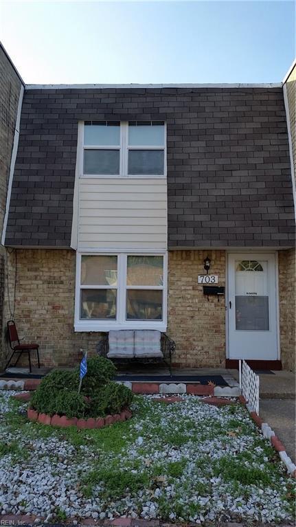 703 Arthur Ave, Virginia Beach, VA 23452 (#10228840) :: Coastal Virginia Real Estate